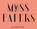 mosspapers.com - illustrations and patterns